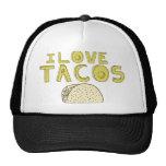 I LOVE TACOS HAT