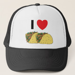 I Love Taco Accessories  f6f032b2f0ac