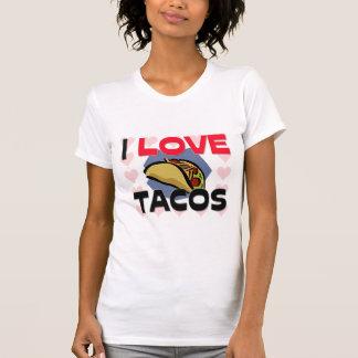 I Love Tacos Tees