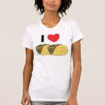 I Love Tacos Woman's T-shirts