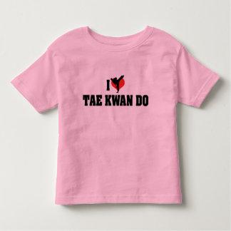 I Love Tae Kwan Do T-Shirt