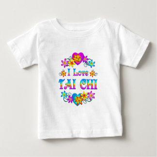 I Love Tai Chi Baby T-Shirt