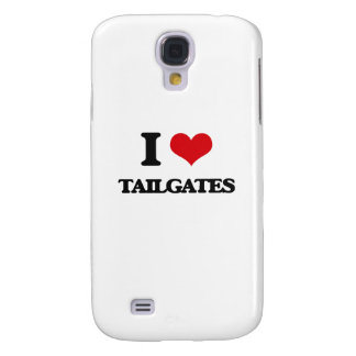 I love Tailgates Samsung Galaxy S4 Cover
