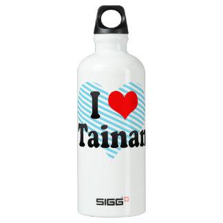 I Love Tainan, Taiwan Water Bottle