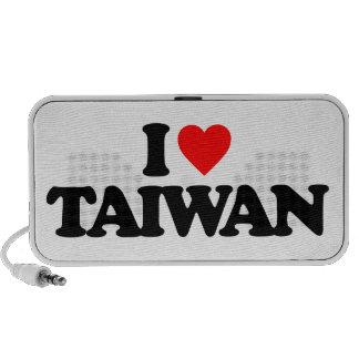 I LOVE TAIWAN SPEAKER SYSTEM