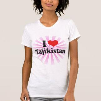 I Love Tajikistan Tshirts