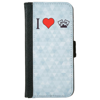 I Love Taking Photos Wallet Phone Case For iPhone 6/6s