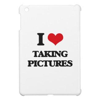 I Love Taking Pictures iPad Mini Cases