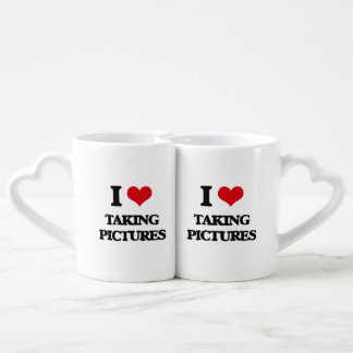 I Love Taking Pictures Lovers Mugs