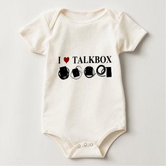 I LOVE TALKBOX Organic Creeper (1 Color)