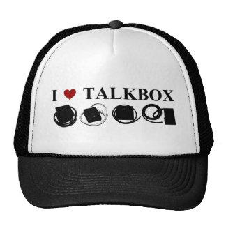 I LOVE TALKBOX Trucker Hats (11 Color)