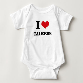 I love Talkers Shirts