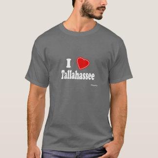 I Love Tallahassee T-Shirt