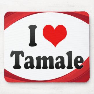 I Love Tamale, Ghana Mousepads