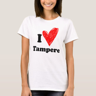 I love Tampere T-Shirt