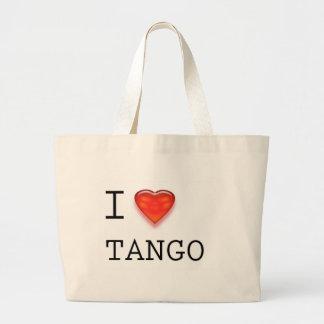 I Love Tango Bag