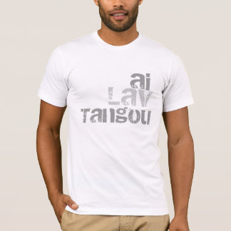 I love Tango in Spanglish T-Shirt
