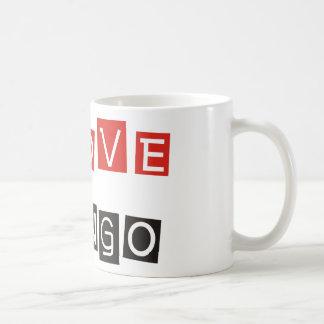 I Love Tango Products & Designs! Coffee Mug