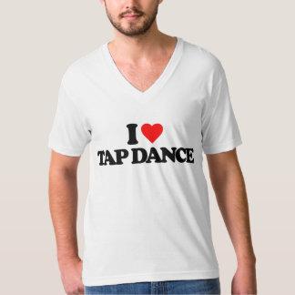 I LOVE TAP DANCE TEES