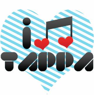 I Love Tappa Cut Outs