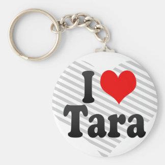 I love Tara Keychain