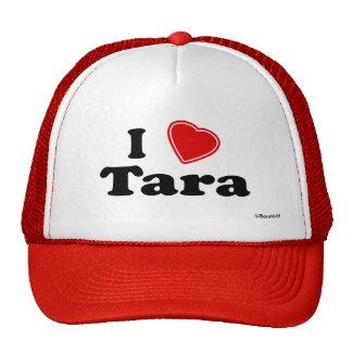 I Love Tara Mesh Hat
