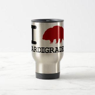 I Love Tardigrades 15 Oz Stainless Steel Travel Mug