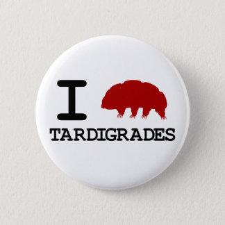 I Love Tardigrades Button