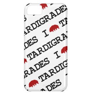 I Love Tardigrades iPhone 5C Case
