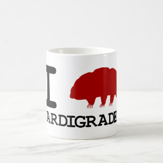 I Love Tardigrades Classic White Coffee Mug