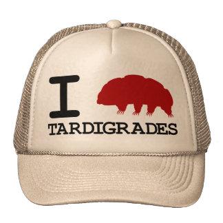 I Love Tardigrades Mesh Hat