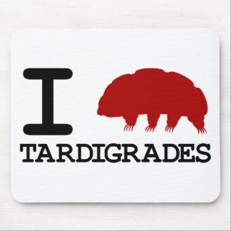 I Love Tardigrades Mouse Pad