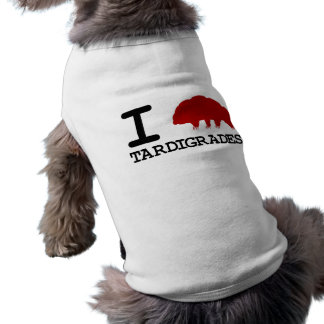 I Love Tardigrades Shirt