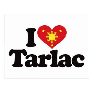I Love Tarlac Postcard