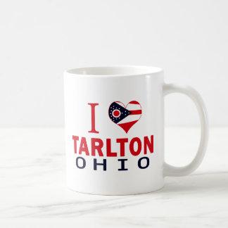 I love Tarlton, Ohio Coffee Mug