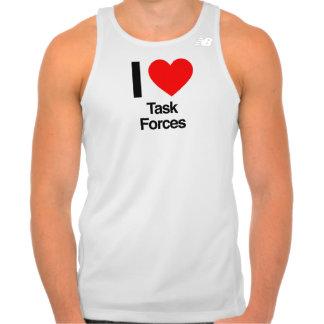 i love task forces t shirt