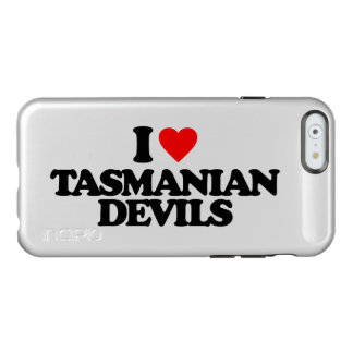 I LOVE TASMANIAN DEVILS INCIPIO FEATHER® SHINE iPhone 6 CASE