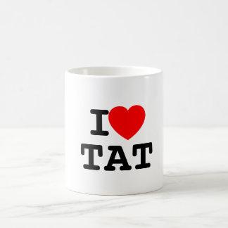 I Love TAT Coffee Mug