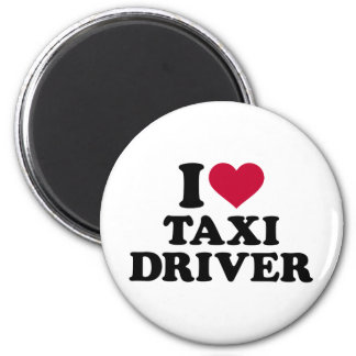 I love taxi driver magnet