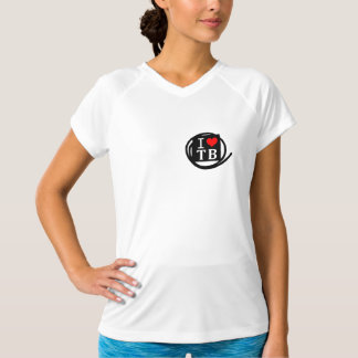I LOVE TB Performance Micro-Fiber Sleeveless (2 Co T-Shirt