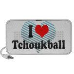 I love Tchoukball Mp3 Speakers