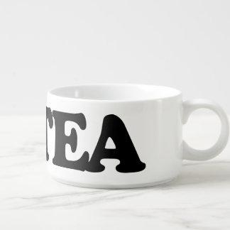 I LOVE TEA BOWL