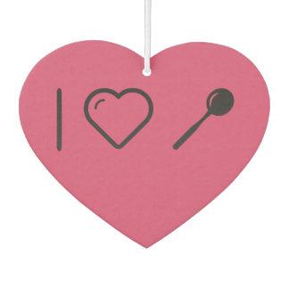 I Love Tea Spoons