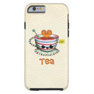 I love Tea Tough iPhone 6 Case