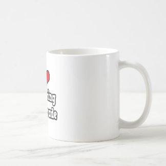 I Love Teaching 1st Grade Coffee Mug