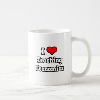 I Love Teaching Economics Mug