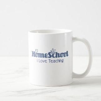 i Love teaching Homeschool Coffee Mug