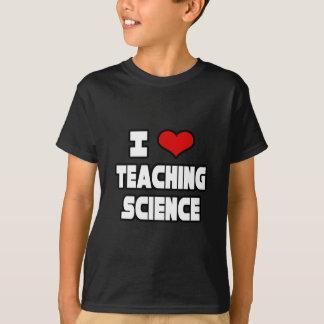 I Love Teaching Science T-Shirt
