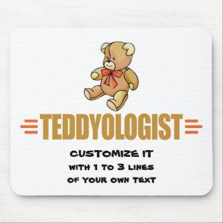 I Love Teddy Bears Mouse Pad