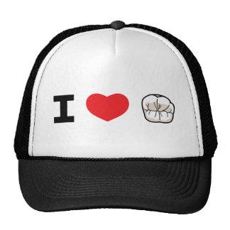 """""""I Love Teeth"""" Trucker Hat"""